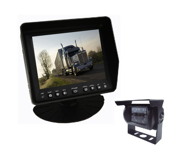 5 Inch Economic Rear View System