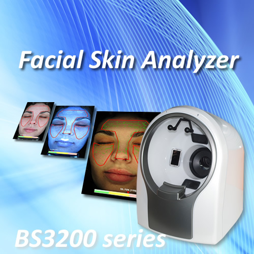 Facial Skin Scanner and Analyzer Beauty Salon Equipment