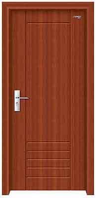 PVC Wood Door / PVC Door (YF-M63)