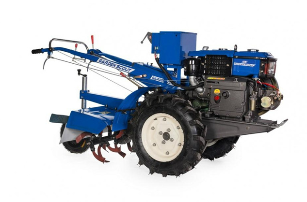 10HP Walking Tractor/ Hand Tractor, Walk Behind Tractor for Sale (MX-101E) at Lower Price