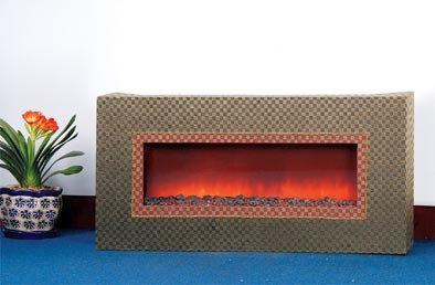 Electric Fireplace/Stoves (BG-100B)