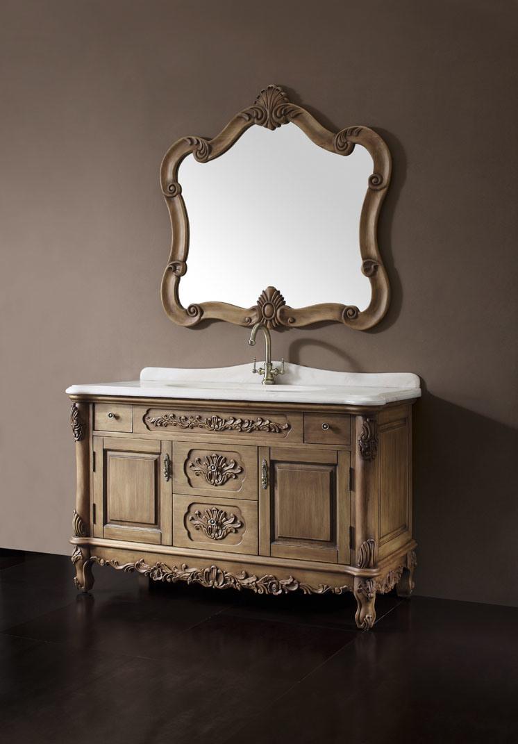 antique bathroom vanity ac9081 china bathroom cabinet bathroom