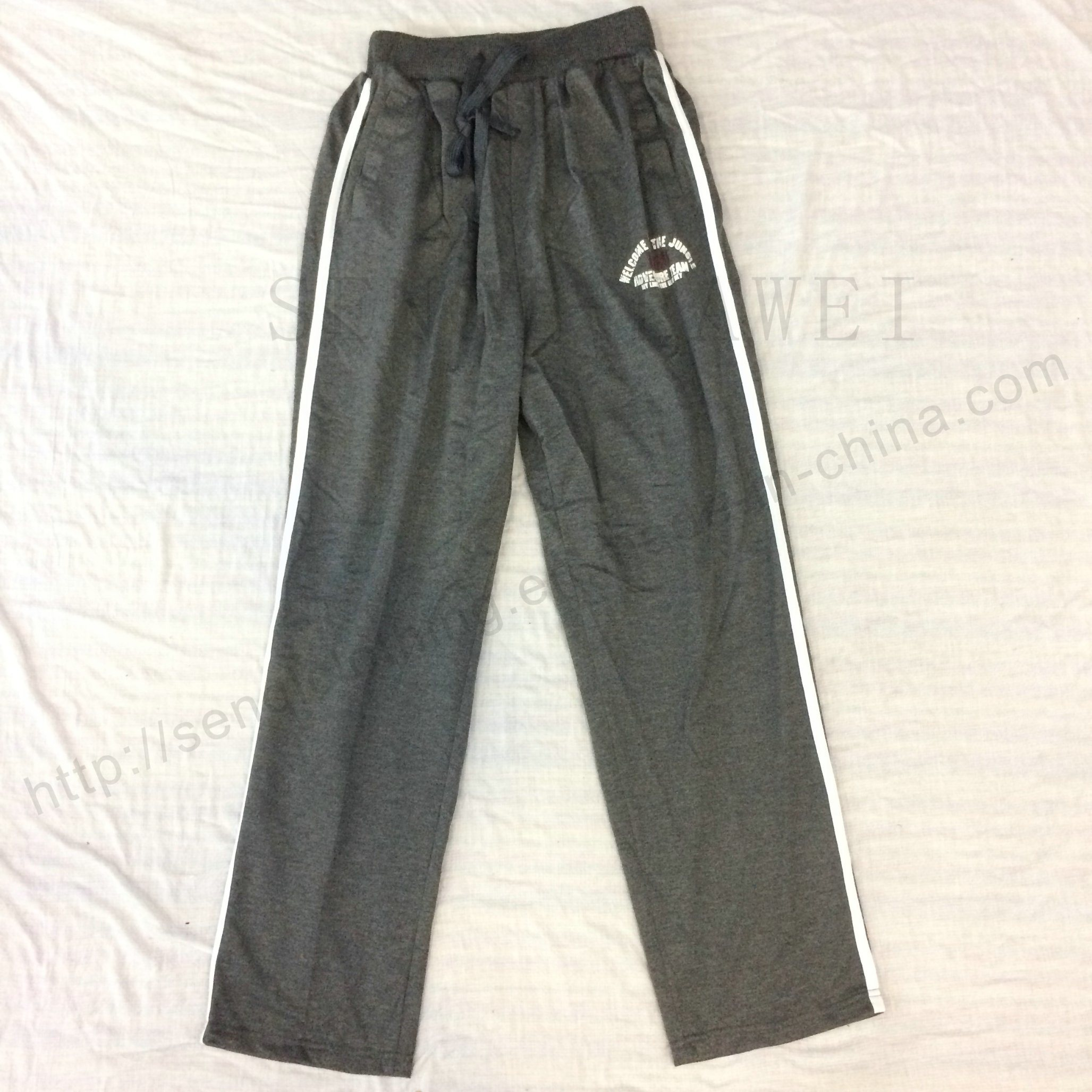 Men′s Jogger Pants in Knitting Trousers Fw-8685