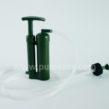 Outdoor Water Filter PF111 China Outdoor Water Filter