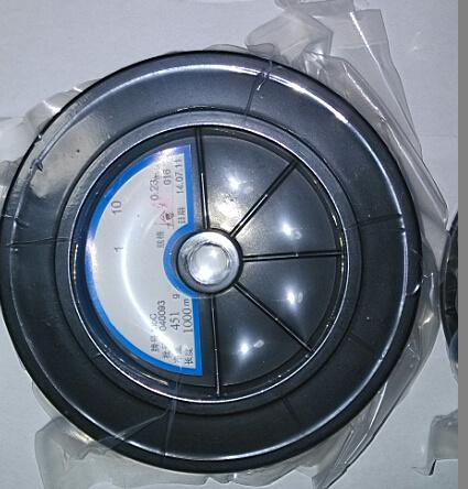 99.95% Dia0.23mm Molybdenum EDM Cutting Wire