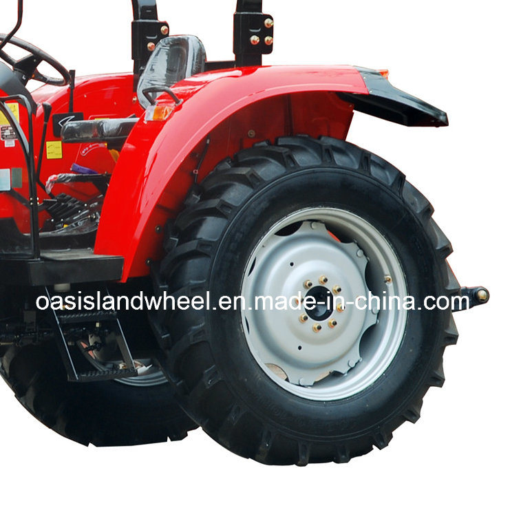 W7X24 Tractor Wheel Rims for Agricultural Tyre