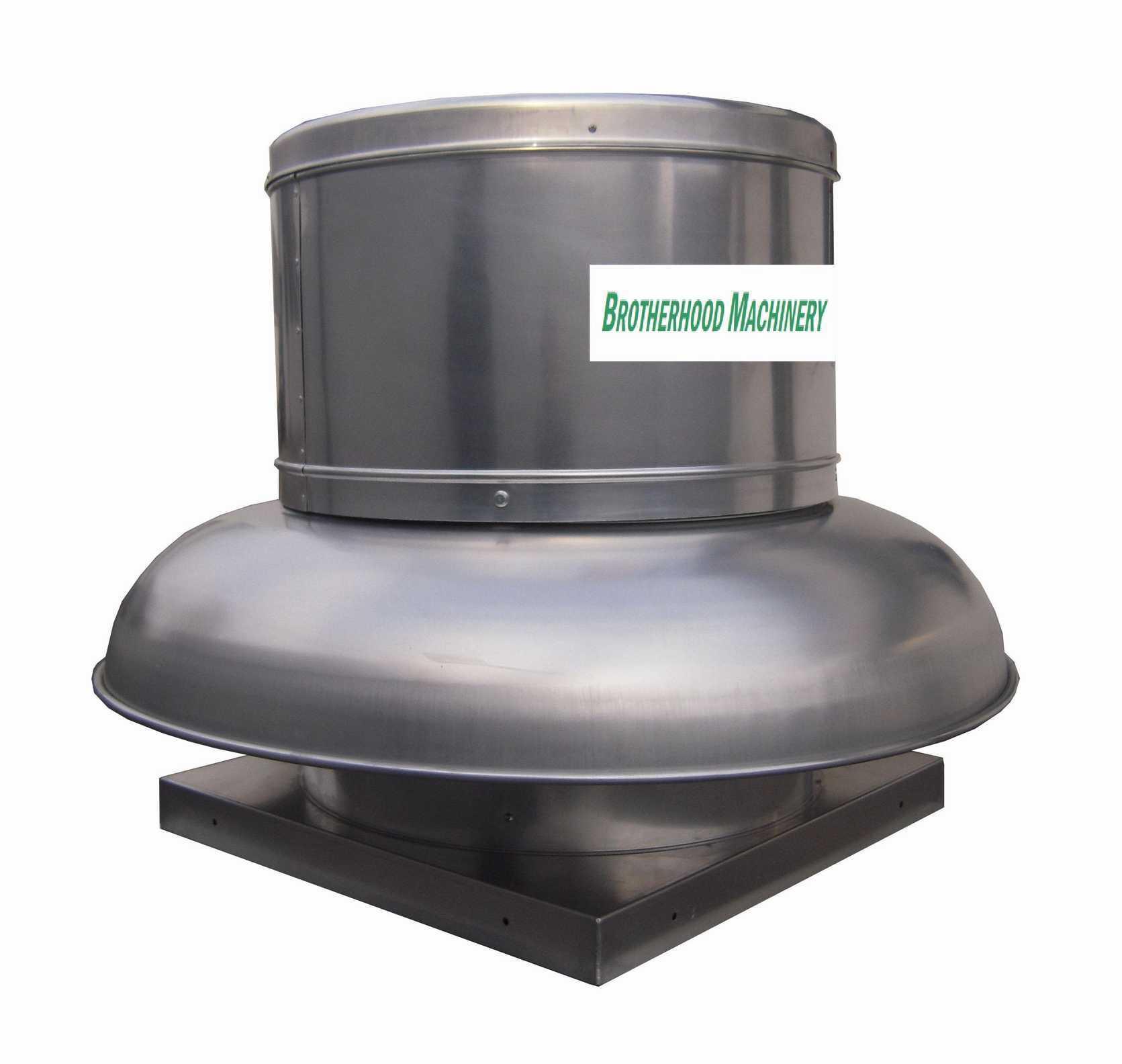 Fan China Industrial Roof Exhaust Fan Roof Centrifugal Fan #557671