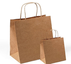 China brown craft paper bag china brown craft paper bag for Brown paper craft bags