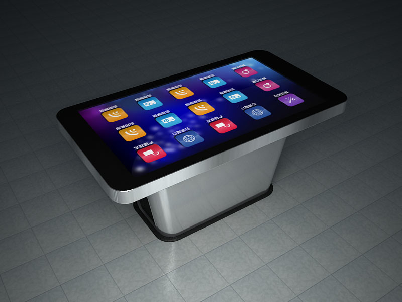 """China 50"""" LCD Multi Touch (16 Points) Screen Bezel for Interactive ..."""