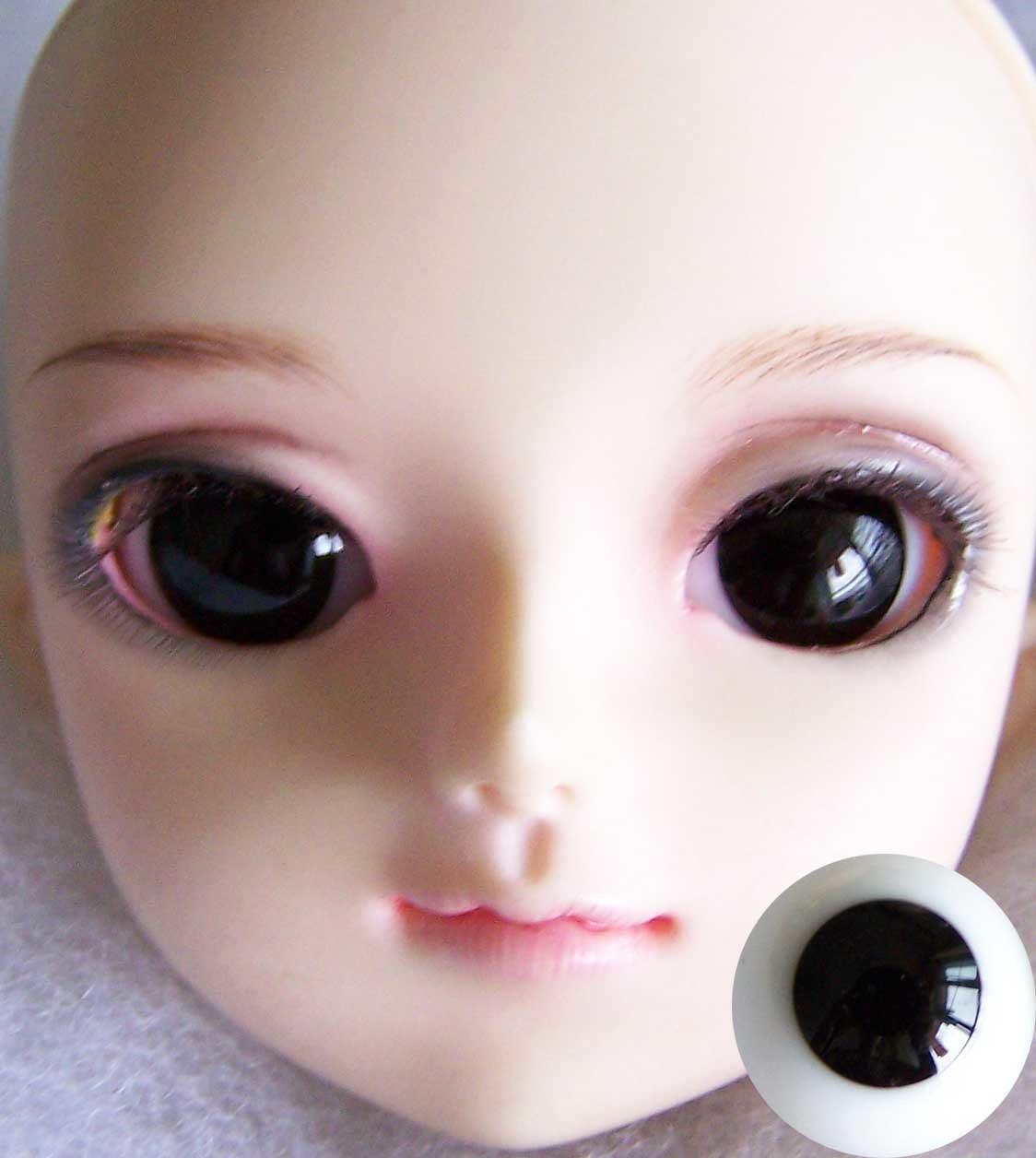 Все для кукол своими руками глаза