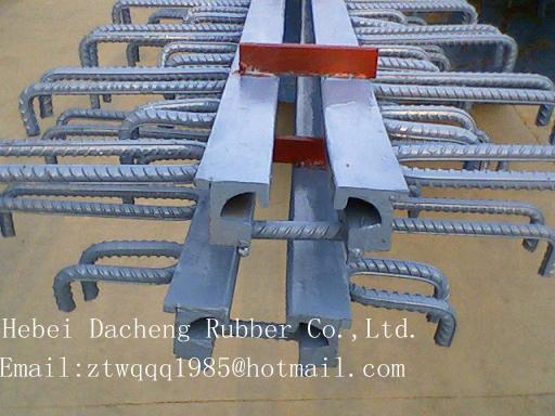 China hot sale dacheng modular expansion joint dc