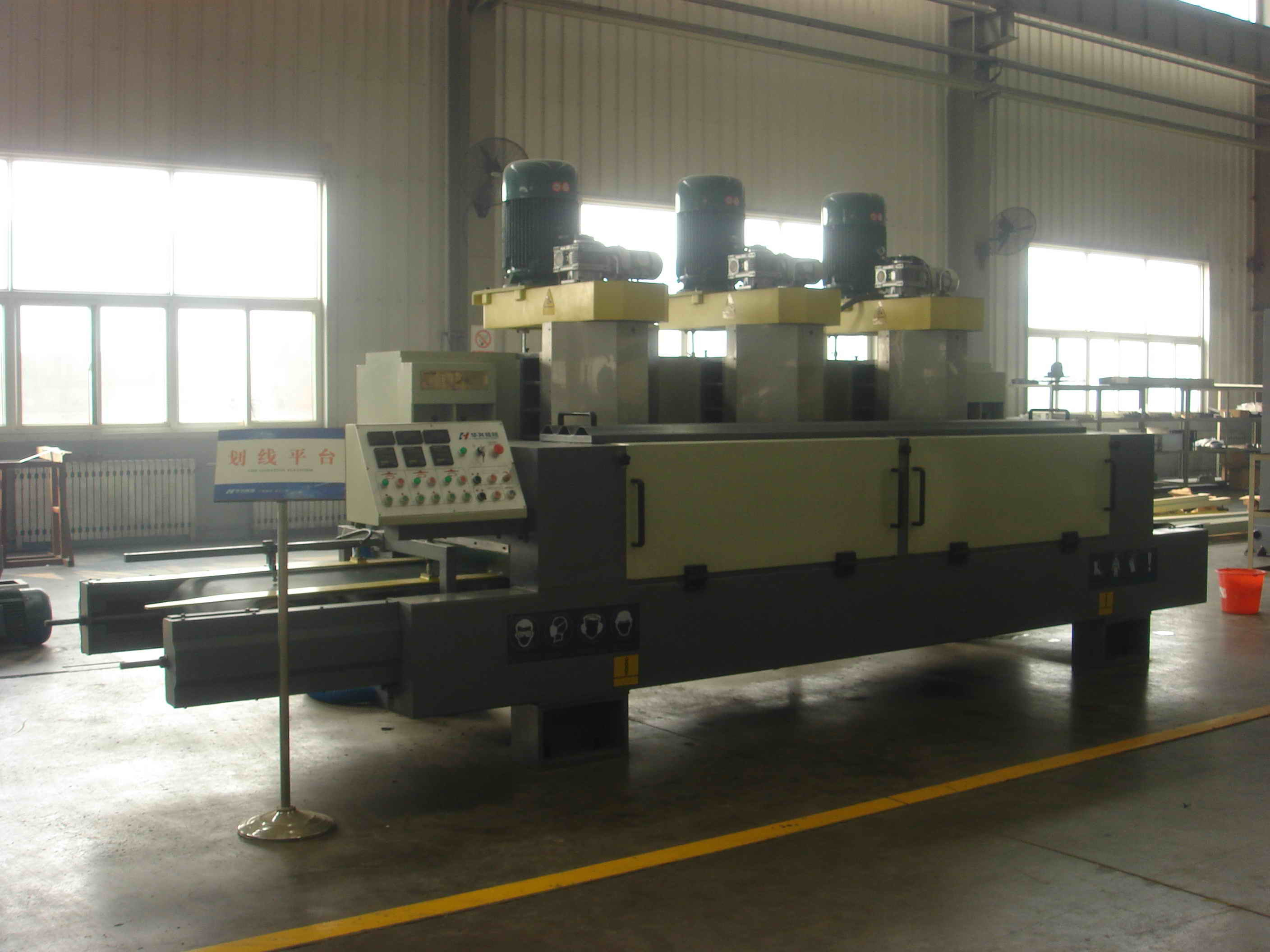 Thickness-Measuring Machine Calibrating Machine/Stone Calibrator Machine