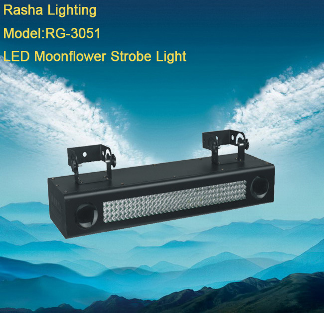 LED Moonflower Strobe Light, Club Strobe Effect Light, Stage Lighting-Paypal