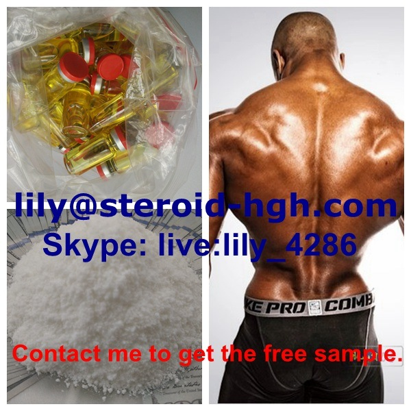 Steroid Raw Powder Methenolone Enanthate CAS-303-42-4