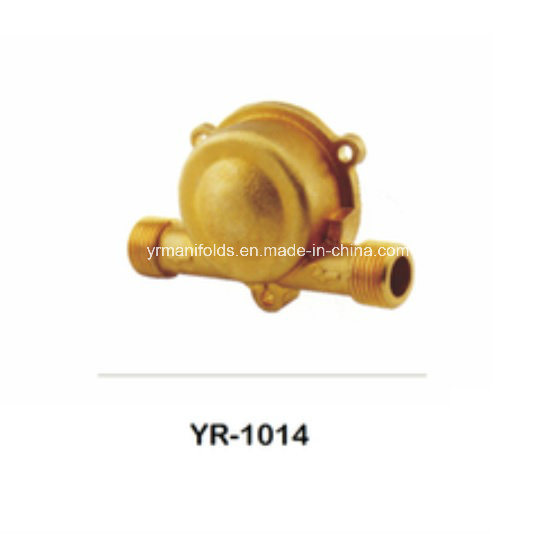 Brass or Bronze Forging Impeller for Water Pumps