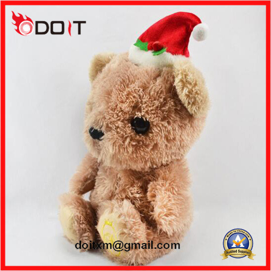 Cute Samll Christmas Gift Plush Teddy Bear