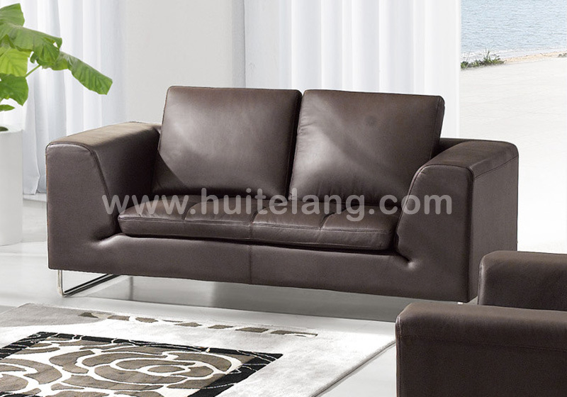 China Home Living Room Corner Leather Sofa 8009 Photos
