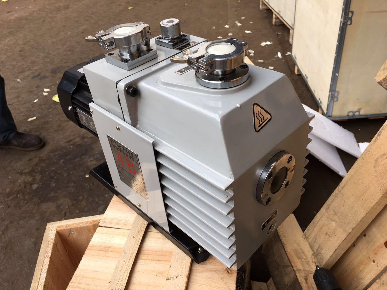 Direct Drive Rotary Vane Vacuum Pump (2XZ) Series
