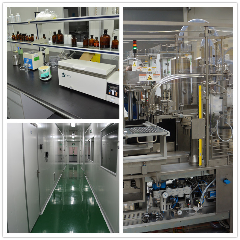 Chinese Professional Ha Manufacturer with Ce From 1 to 20ml