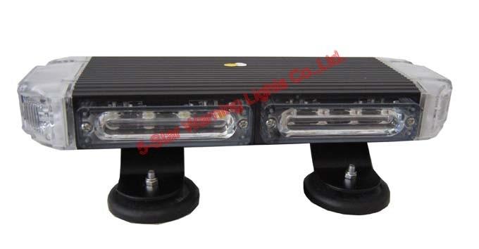 R10 Black Case Super Slim Aluminum 10-30V LED Lightbar