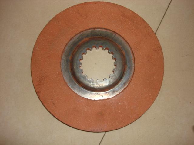 Brake Disc Red