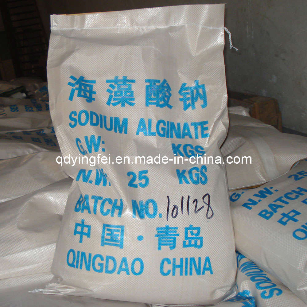 Textile Printing Grade Sodium Alginate