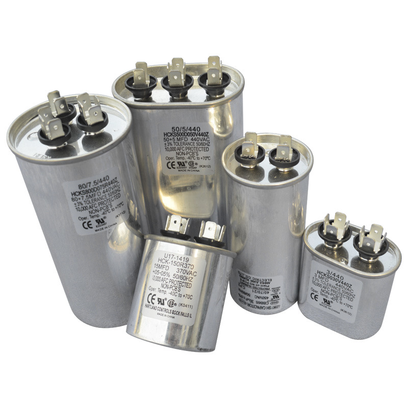 Electric Motor Capacitor Discharge