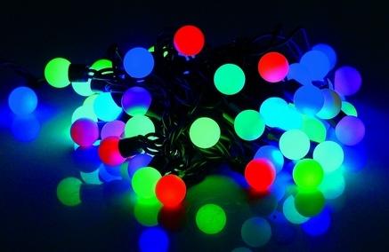 Led String Lights Rgb : LED RGB String Light - China Rgb String Light, String Light