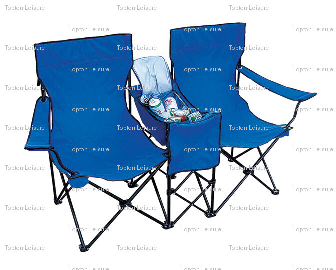 China Double Beach Chair With Cooler CA China Beach Chair Folding C