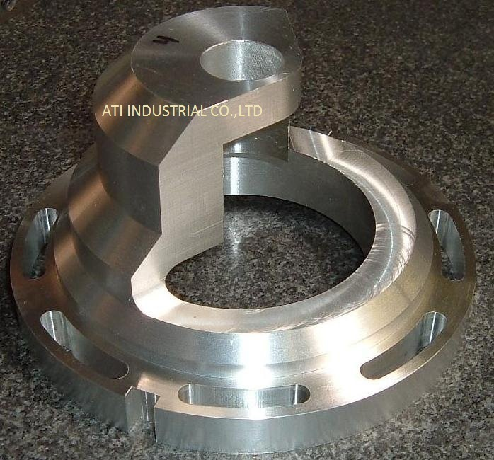 Precision Stainless Steel CNC Machining Part