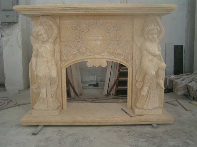 China Fireplaces Natural Stone Fireplaces Marble