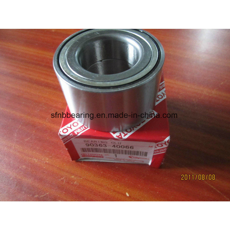 NTN Auto Bearing Automobile Parts 40bwd17D 40*75*37 Front Wheel Hub Bearing