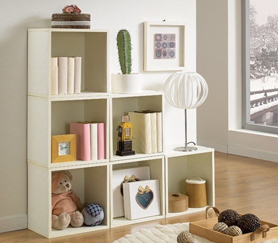 American Style Wood Bookcase (HP1707)