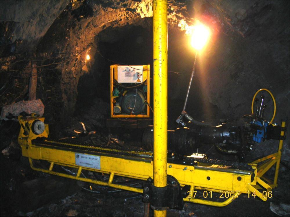 360 Degree Underground All Hydraulic Diamond Core Drilling Rig