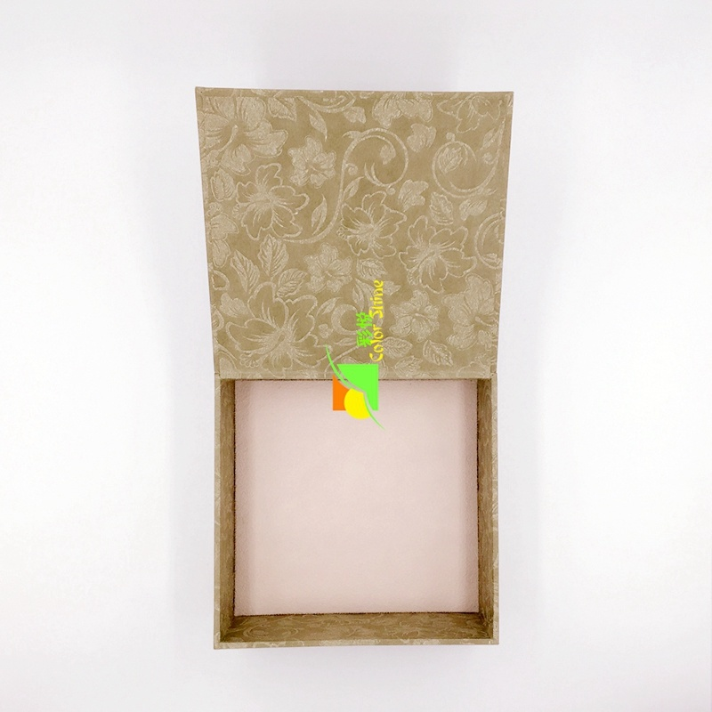 Square Art Paper Deluxe Packing Gift Box