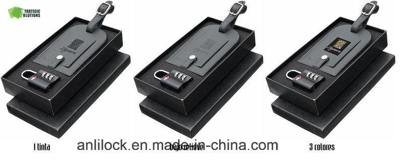 Tsa Combination Padlock, Travel Lock (TSA-320)
