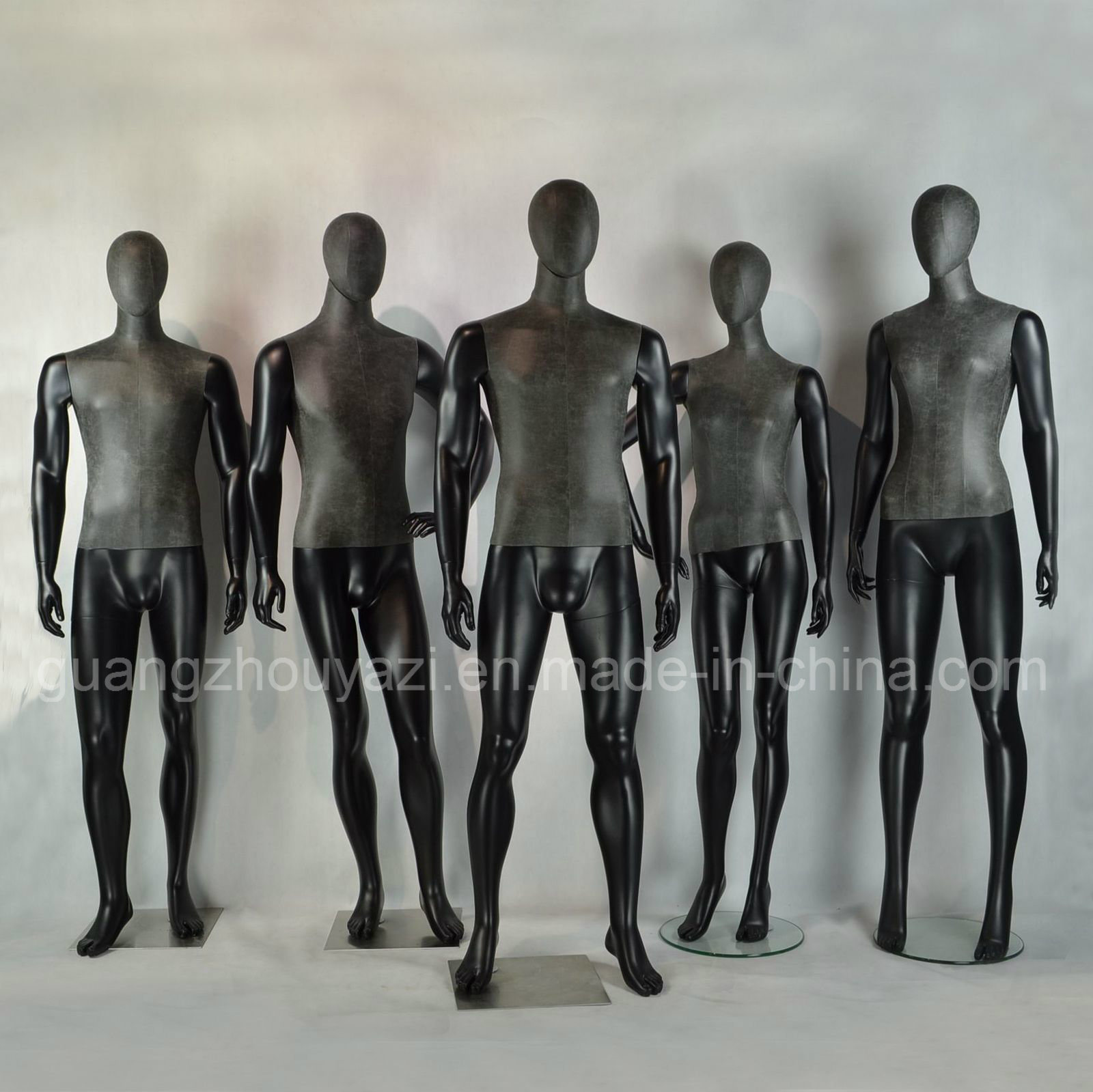 PU Mannequin Lether Mannequin