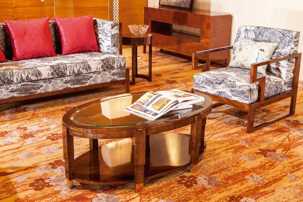 5 Star Customized Living Room Furniture (NL-105)
