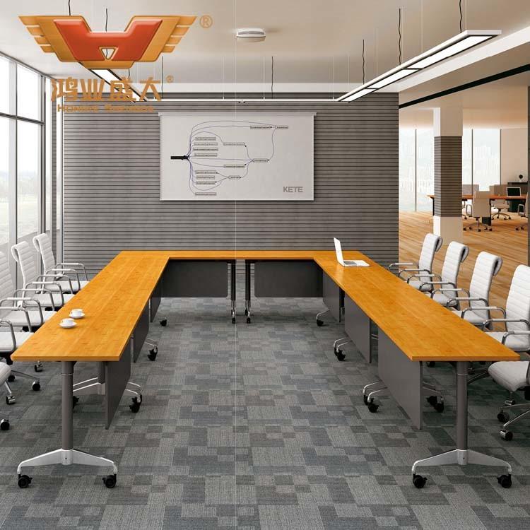 Fsc Modern Office Furniture Computer Desk Modular Work Bench for Morden Manager Table (H50-0210)