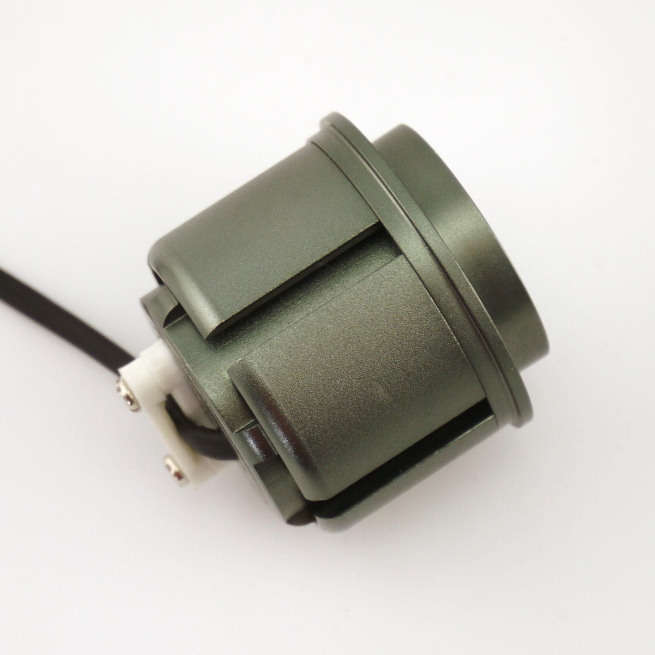 Aluminum 7W COB LED Recessed Down Light Bulb (external power supply) (Lt8001-7W)