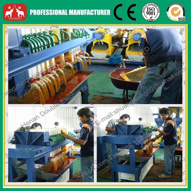 Mini Palm Oil Mill Equipment
