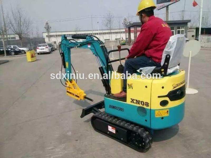 0.8t 1.5t Mini Excavator Digger for Sale