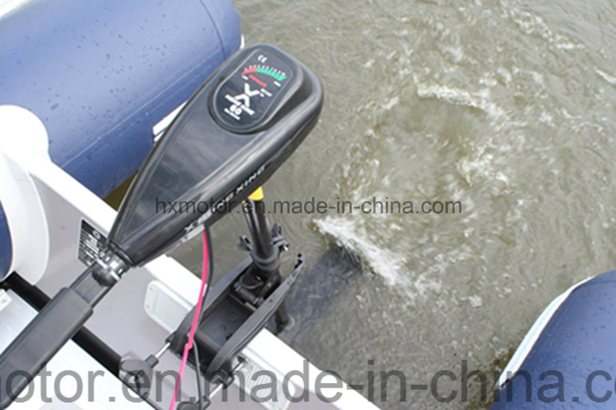Brushless Electric Trolling Motor with Stepless Speed Control