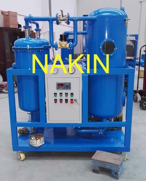 Ty Turbine Oil Water Separator Filter, Oil Purification Machine