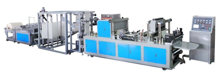 Fully Automatic Non Woven Bag Making Machine (YF-SB-1200)