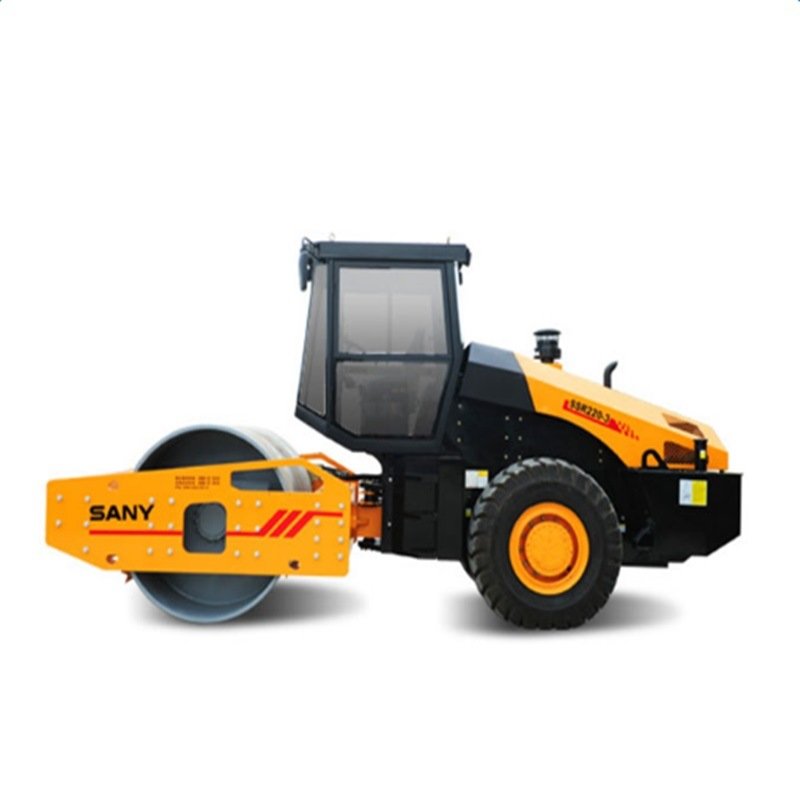 Sany SSR220AC-8 SSR Series Self-Propelled Vibratory Road Roller 22 Ton Weight of Road Roller for Price Compactor