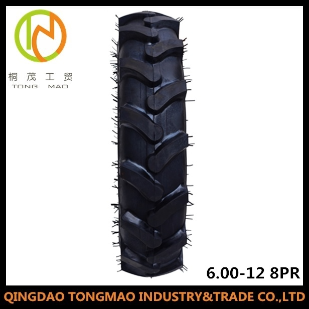 China R1 Pattern, Bias Nylon Tractor Tire 600-12 - China Tractor Tire, Agricultural Tire