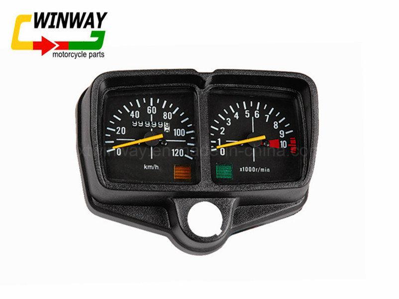 Ww-7222 Cg125/150 12V Digital Instrument, Motorcycle Speedmeter,