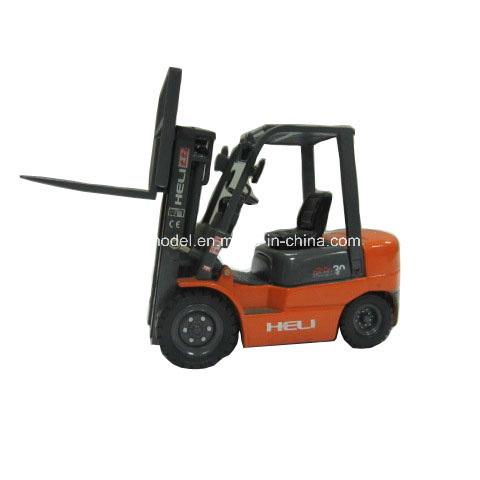 Metal Forklift Model
