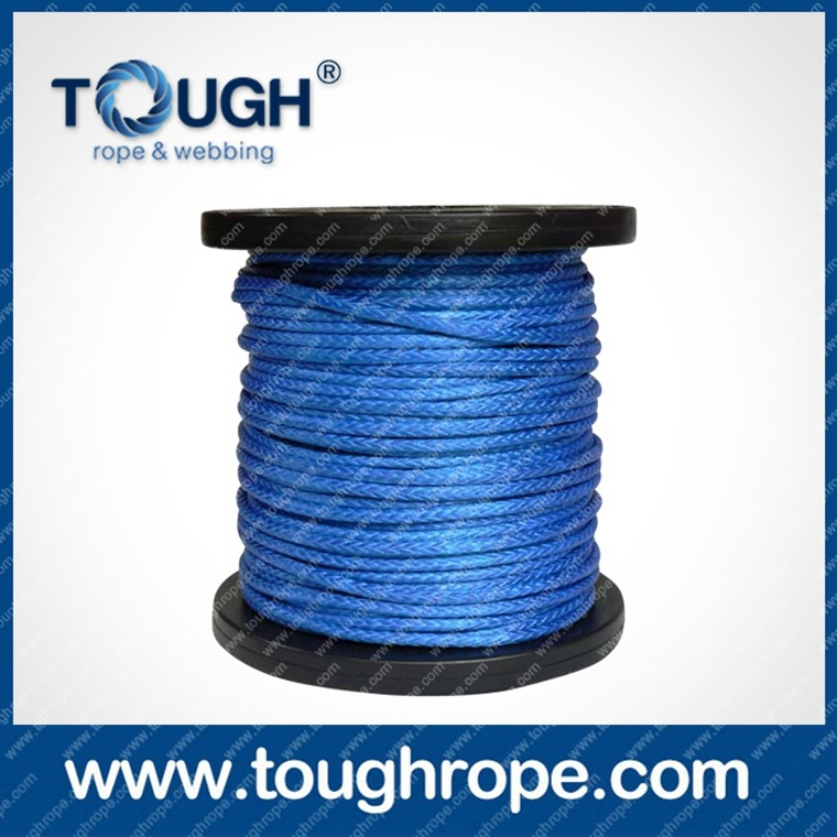 Tr-02 Sk75 Dyneema Construction Winch Line and Rope